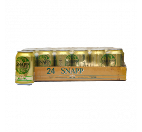 Snapp can 33cl (x24)