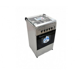 Scanfrost 4 Gas Burner With...